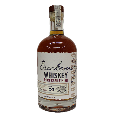 Breckenridge Port Cask Finish Whiskey  *Limited Release*