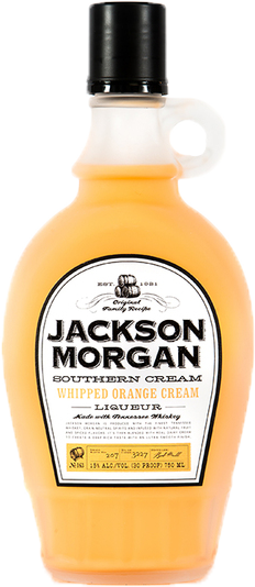 Jackson Morgan Whipped Orange Cream